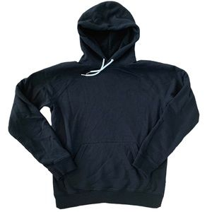 Long Sleeve Quicksilver Hoodie Black